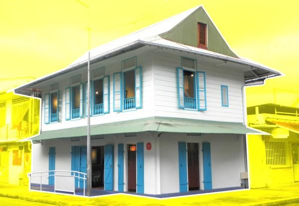 Journées du patrimoine 2017 - Félix Eboué dans la ville