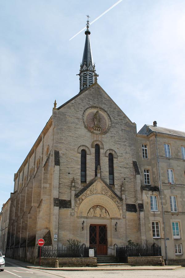 Journées du patrimoine 2018 - Visite libre de la basilique de l'Immaculée-Conception
