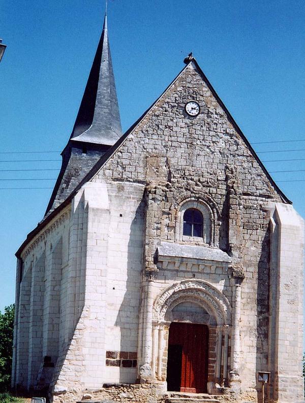Journées du patrimoine 2017 - Visite de l'Eglise  Saint-Martin  de Sarcé