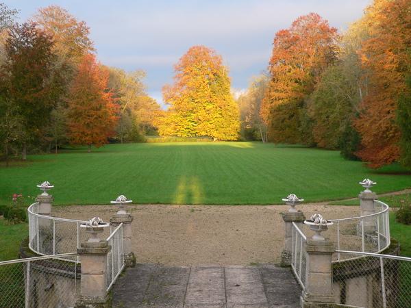 Rendez Vous aux Jardins 2018 -Parc du Château de Juvigny