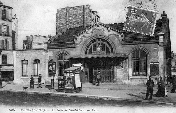 Journées du patrimoine 2018 - La Petite Ceinture ferroviaire au fil du temps