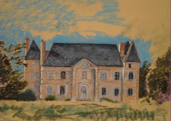 Crédits image : Château d'Olendon