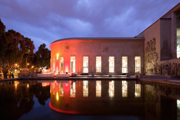 Journées du patrimoine 2020 - Visites Lasco Project / Futura 2000