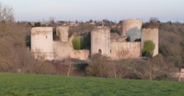 Crédits image : © Château de Coudray-Salbart