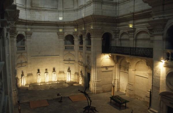 Journées du patrimoine 2017 - Chapelle des Jésuites