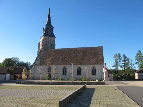Crédits image : Mairie de Vert-en-Drouais