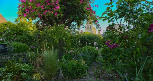 Rendez Vous aux Jardins 2018 -Jardin du Liseron