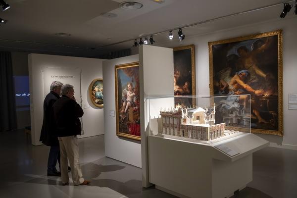 Crédits image : (c) Musée du Domaine royal de Marly / JY Lacôte