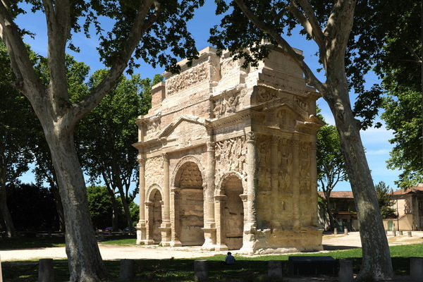 Journées du patrimoine 2017 - Visite commentée de l'Arc de Triomphe 1°s.