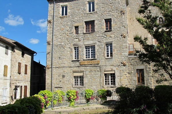 Journées du patrimoine 2017 - Visite libre du musée de la châtaigneraie