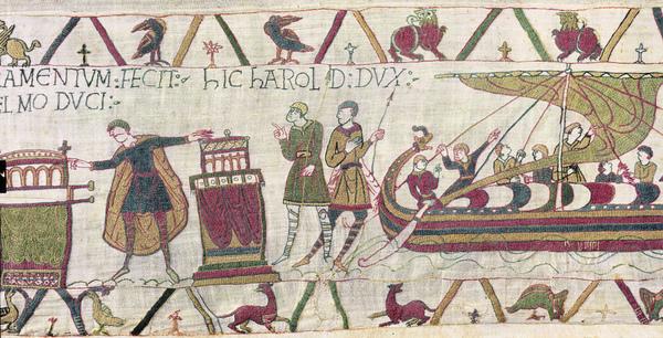 Journées du patrimoine 2017 - Visite libre de  la Tapisserie de Bayeux en famille