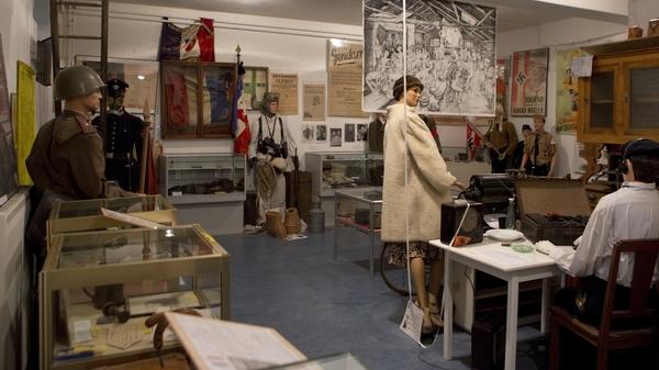 Nuit des musées 2018 -Musée de la Moselle 1939-45