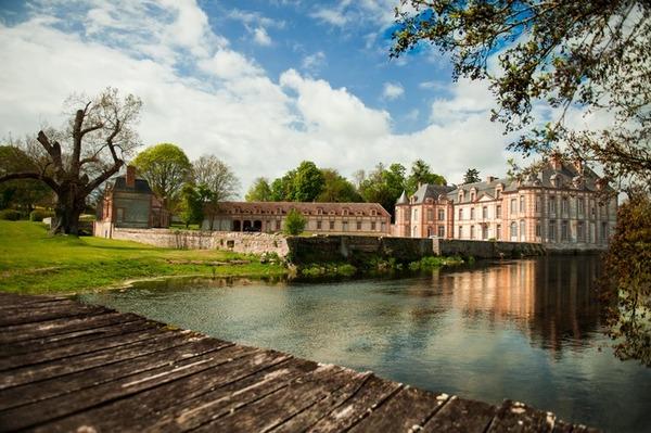 Journées du patrimoine 2017 - Visite commentée du château et son domaine