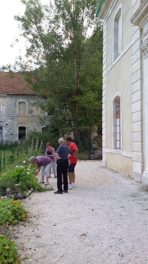Rendez Vous aux Jardins 2018 -Jardin d'Hildegarde