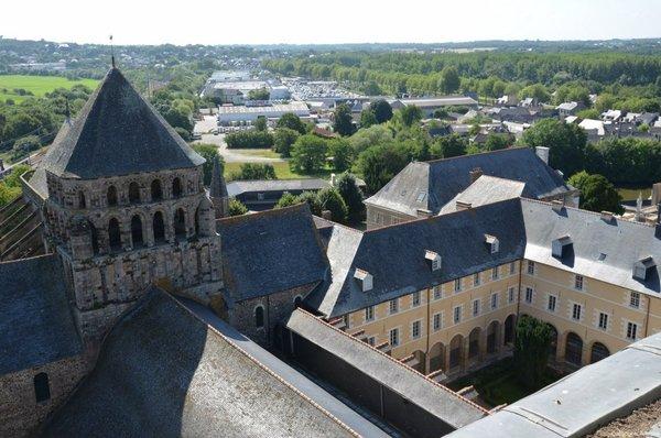 Journées du patrimoine 2018 - Visites et Exposition à la sacristie de l'Abbatiale