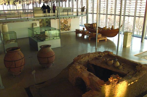 Journées du patrimoine 2017 - Musée gallo-romain de Saint-Romain-en-Gal