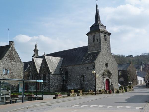 Crédits image : Eglise Saint Mayeul / Mairie de Saint-Nolff