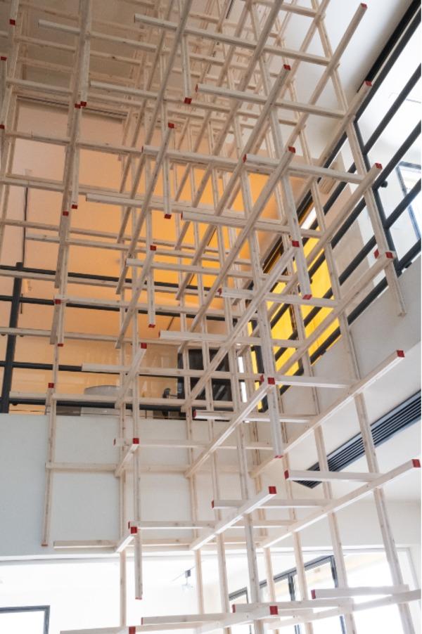 Crédits image : Babel, AR Studio d'Architecture © Matrice
