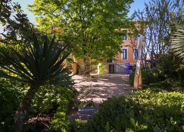 Rendez Vous aux Jardins 2018 -Jardin des sculptures de la Fondation Villa Datris