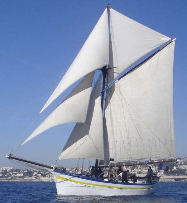 Journées du patrimoine 2017 - Navigation à bord d'un bateau du Patrimoine