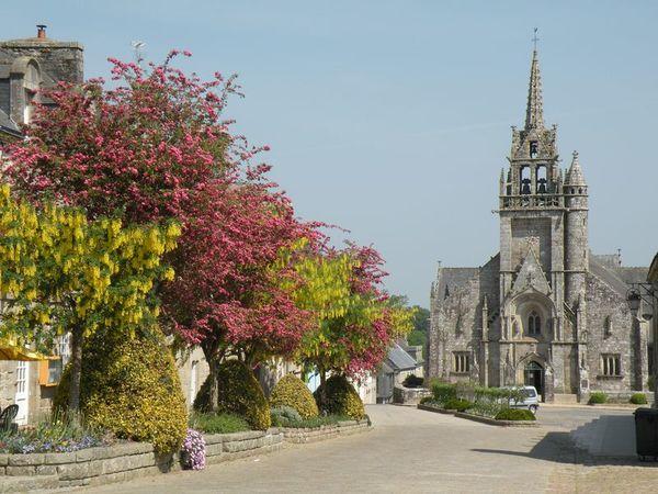 Journées du patrimoine 2017 - Visite libre de l'église St Ténénan
