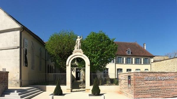 Crédits image : © Angélique Duc - Musée Napoléon Brienne-le-Château