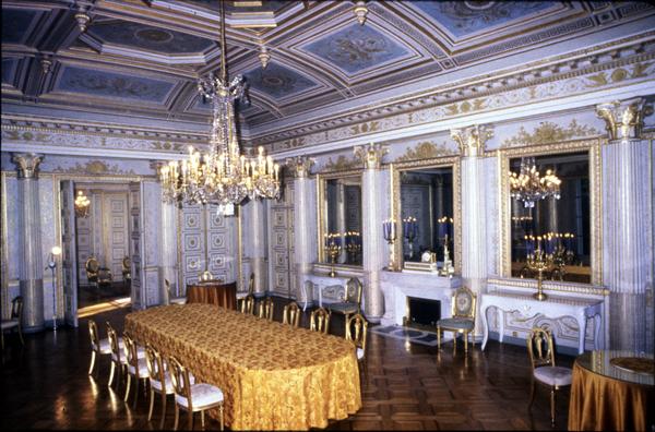 Journées du patrimoine 2017 - Visite guidée des salons de l'Hôtel de la préfecture du Calvados