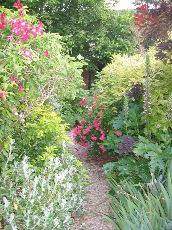 Rendez Vous aux Jardins 2018 -le jardin de la Plage Verte