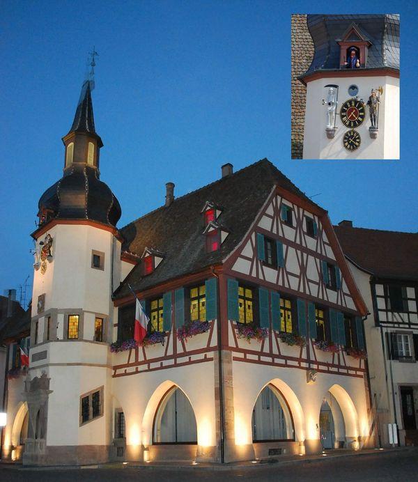 Crédits image : Office de Tourisme Benfeld