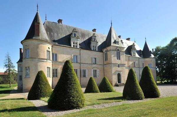 Crédits image : Château de Fléville © Bernard Prud'homme