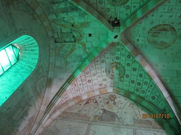 Journées du patrimoine 2017 - Visite commentée de l'église abbatiale Saint-Eugène de VIEUX