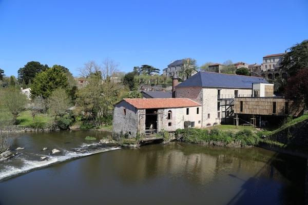 Journées du patrimoine 2017 - Moulin du Nid d'Oie