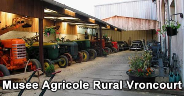 Crédits image : Musée Agricole de Vroncourt