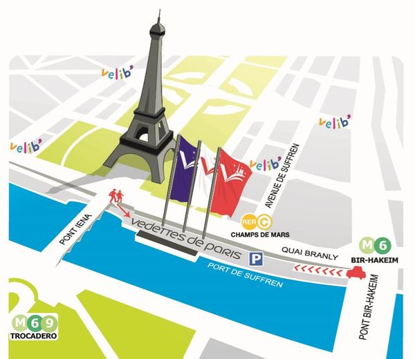 Journées du patrimoine 2017 - Croisière fluviale commentée ports urbains Patrimoine portuaire francilien