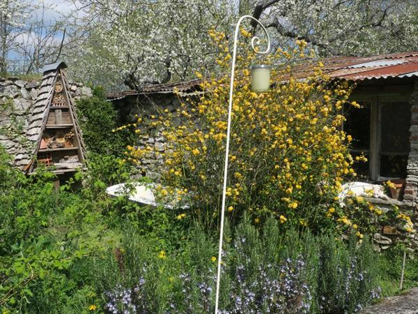 Rendez Vous aux Jardins 2018 -La maison au bord de l'eau