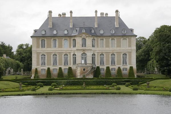 Crédits image : © Château de Vendeuvre