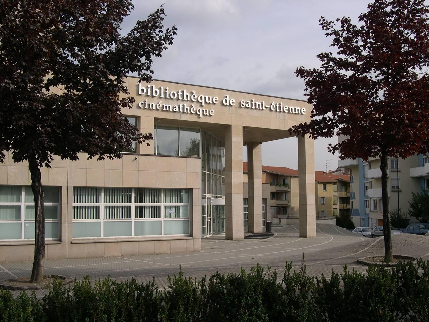 Médiathèque tarentaize