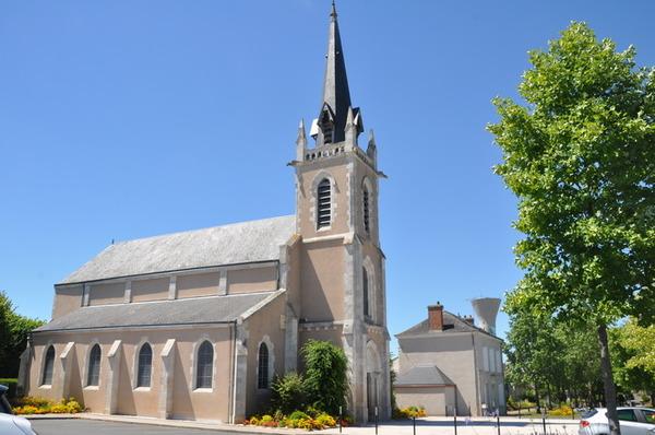 Journées du patrimoine 2017 - Visite de l'Église accompagnée d'une projection du film