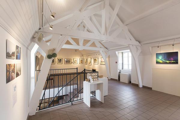 Journées du patrimoine 2017 - Exposition des oeuvres des diplômés 2017 de l'EESAB - Site de Brest