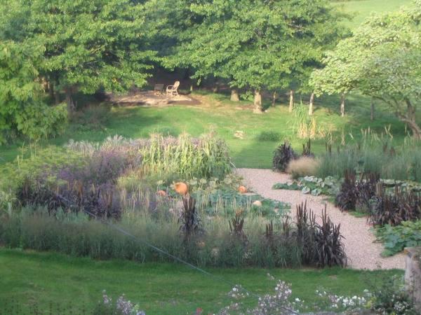Journées du patrimoine 2017 - Visite du Jardin de Cuy