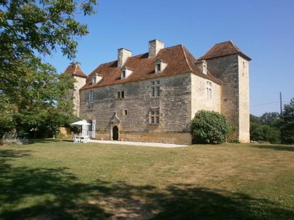Journées du patrimoine 2017 - Visite découverte du château de Lantis à Dégagnac