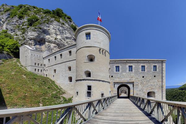 Journées du patrimoine 2018 - Visite commentée du Fort l'Ecluse.