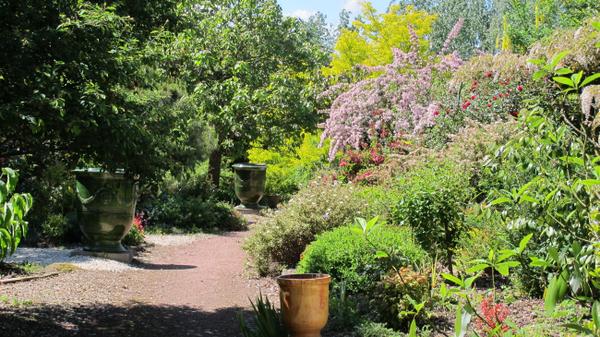 Rendez Vous aux Jardins 2018 -Jardin de Cistus