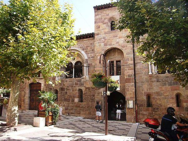 Journées du patrimoine 2017 - Visite du Cloître de la cathédrale de Fréjus