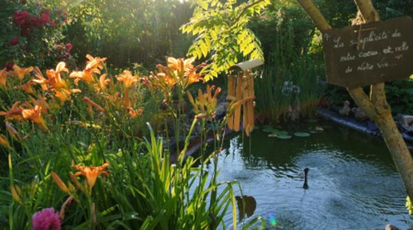 Rendez Vous aux Jardins 2018 -Le jardin de Nelly