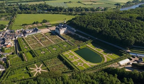 Rendez Vous aux Jardins 2018 -Château de Villandry