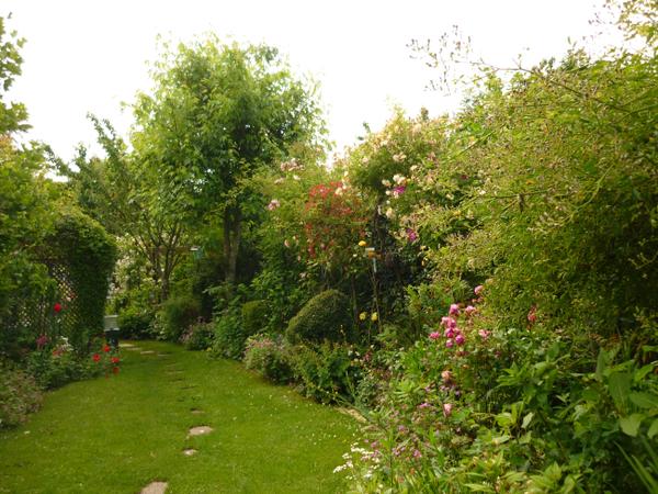 Rendez Vous aux Jardins 2018 -Des Tonnelles et des Roses