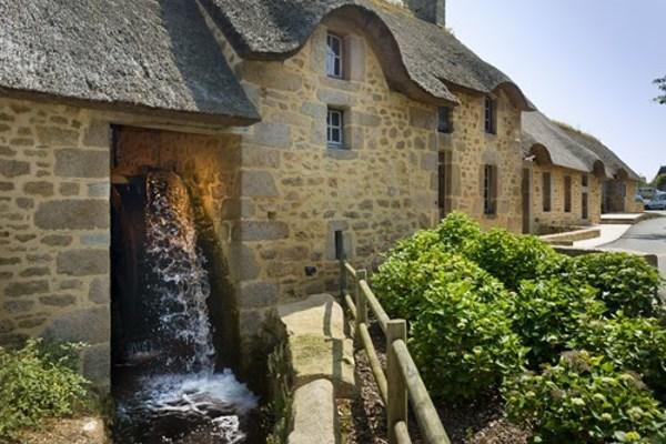 Crédits image : © Moulin à eau de Marie Ravenel