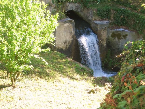 Journées du patrimoine 2017 - Visite guidée du moulin de Rainville , La Vanne ouvrière