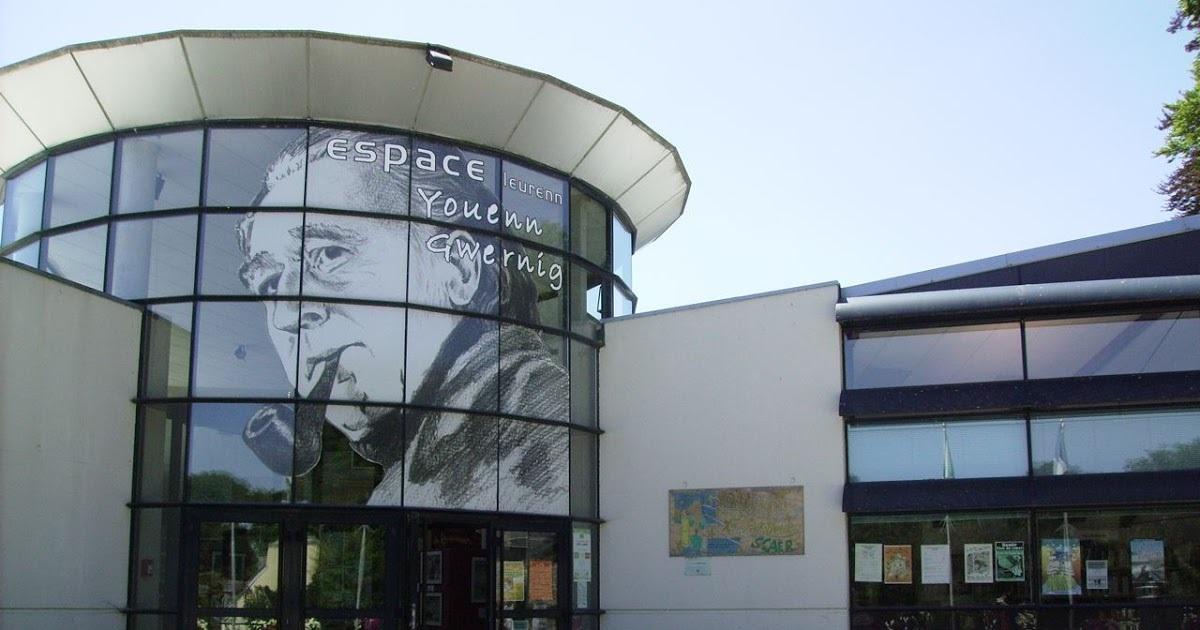 Bibliothèque de Scaër Espace Youenn Gwernig